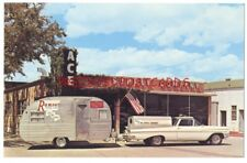 SAN ANTONIO TX - ACE SUPPLY, 1959 CHEVROLET & El Camino & Mobile Scout TRAILER