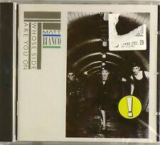 CD - Matt Bianco - Whose Side Are You On - Neu - #A3281