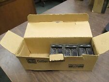 Cutler-Hammer Circuit Breaker BR230 30A 2P *Box of 3* New Surplus