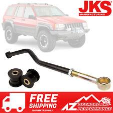 """Jks Ajustable Posterior Rastrear Barra Para 0"""" - 6"""" Elevador 93-98 Jeep"""