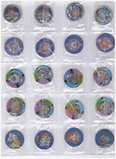 TAZOS YOKAI WATCH Yo-Kai Toys Collection Complete set of Rare Medals /Discs RARE