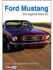 Ford Mustang: The Legend Lives On (2012, DVD NIEUW)