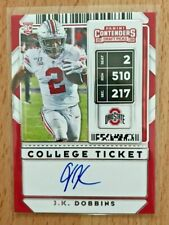 2020 Panini Contenders Draft Picks Auto Tickets ~ Complete Your Set 🌟