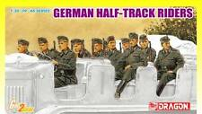 DRAGON 6671 1/35 German Half-Track Riders (10 Figures Set)