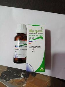 Dr Bhargava Aspidosperma Q (30ml) Breathlessness, swelling, high raised