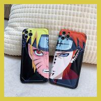 Cartoon Naruto Ninja Phone Case Cover For iPhone 12 Pro Max Mini 11 XR 7 8 Plus