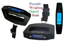 50kg Handheld Digital Luggage Scale Balance Weighing Suitcase Travel Bag e Scale
