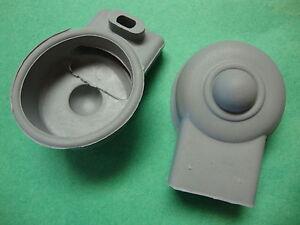 (1288) Jaguar Etype & Sedan Brake Bottle Sending Unit Rubber Dust Covers