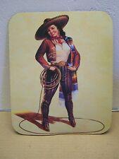 Mexican Cowgirl/Vaquera Mousepad - Nice!