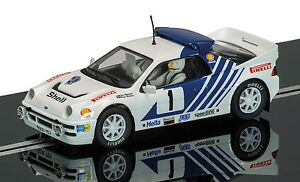 Scalextric - C3493 Ford RS200 Sig Blomqvist 1986 Swedish Rally - NEW