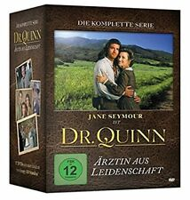 DR. QUINN ÄRZTIN AUS LEIDENSCHAFT DIE KOMPLETTE SERIE DVD