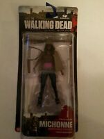 The Walking Dead Michonne Poncho Action Figure Series 3 Three AMC McFarlane Toys