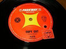PLATO - COPY CAT - CLAIR DE LUNE  - LISTEN -  LATIN ROCK TITTYSHAKER - POPCORN