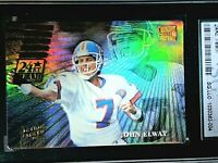 John Elway 1995 Action Packed 24Kt Gold Team Monday Night #8 RARE!