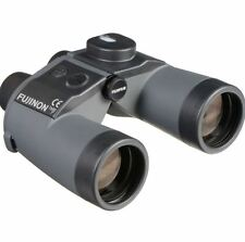 NEW FUJINON 7X50 WPC-XL MARINER BINOCULAR WITH COMPASS WATERPROOF PORRO PRISM