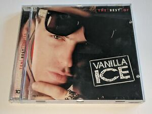 The Best of Vanilla Ice CD Greatest Hits 10 Songs 1994 SBK Records Rap/Hip-Hop