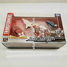 Transformers Takara Legends LG-08 Swerve & Tailgate w/ Phaser & Groundshaker