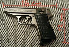 Feuerzeug  Walther Pistole Design Geschenkidee Restposten