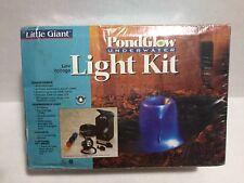 PondGlow Underwater Low Voltage Light Kit Little Giant