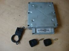 FORD KA RBT 1,3i 44kW 1998 Motorsteuergerät Set 98KB-12A650 DA AREA