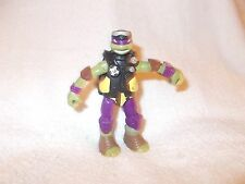 Action Figure Teenage Mutant Ninja Turtles 2014 Diver Donnie Donatello 4 inch