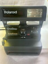 Vintage Polaroid One Step Auto Focus 600 Instant Camera DIGITAL EXPOSURE SYSTEM