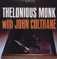 John Coltrane - Thelonious Monk with John Coltrane [New Vinyl]