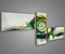 Quadri moderni astratti 180 x 70 stampe su tela canvas con telaio MIX-S_83