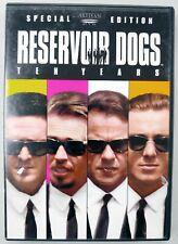 Reservoir Dogs - 10th Anniversary Edition Dvd - Keitel, Roth, Penn, Buscemi