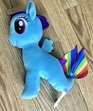 My Little Pony Plush Rainbow Dash Sea Pony Mermaid 9""