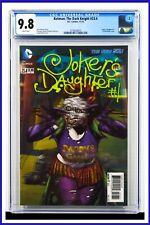Batman The Dark Knight #23.4 CGC Graded 9.8 DC 2013 3-D Lenticular Co Comic Book