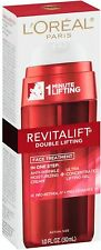 LOreal Revitalift Double Lifting Face Anti Wrinkle Cream - Lifting Gel 1 oz 2pk