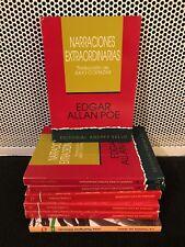NARRACIONES EXTRAORDINARIAS EDGAR ALLAN POE - Literature Libros en Espanol