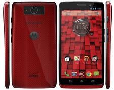 Motorola Droid Maxx XT1080M 16GB Red VERIZON #S366