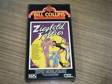 VHS Movie - Bill Collins Movie Collection: Ziegfeld Follies