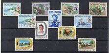 Dominica Valores del año 1963-69 (DE-210)