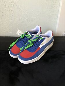 Puma GV Special Primary Men's Shoes Size 10 (Blue/White/Red) Double Lace