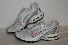 Nike Air Max Torch 3 Running Shoes,#325264-161,Wht/Pink, Womens ~6.5 or 5 Youth