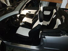 Peugeot 206 CC Lederausstattung Innenraum Sportsitze SHOW&Shine
