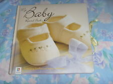 Brand New My Baby Record Book featuring traditional nursery rhymes