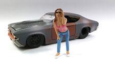Female figure ERIKA  -1/24 scale -American Diorama