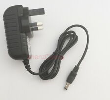 UK adapter AC DC 3V 1.2A 1.3A 1.4A 1.5A - 2A Switching power supply plug 5.5mm