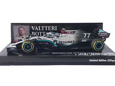 Minichamps 410200077 Mercedes-AMG W11 EQ Valtteri Bottas LaunchSpec F1 2020 1:43