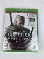 Xbox One The Witcher 3: Wild Hunt Xbox One Brand New Sealed