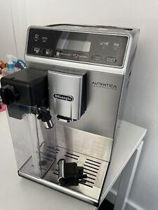 DeLonghi  ETAM29.660.SB Autentica Coffee Machine - Silver/Black