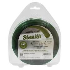 1 LB Spool .095 Stealth Trimmer Line, Hides In Grass / Free Priority Shipping!!