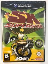 Nintendo GameCube RX SUPERSTAR PAL  NEW SEALED