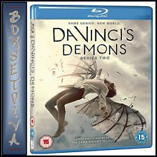 DA VINCI'S DEMONS - COMPLETE SERIES 2 *BRAND NEW BLU-RAY***