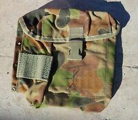 Australian Military Camo side bag ex Iraq war vet