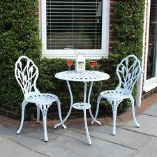 Salons et sets de meubles extérieurs blancs